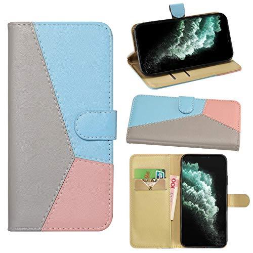 para el iPhone 12 pro Wallet Case para las mujeres niñas, plegable...