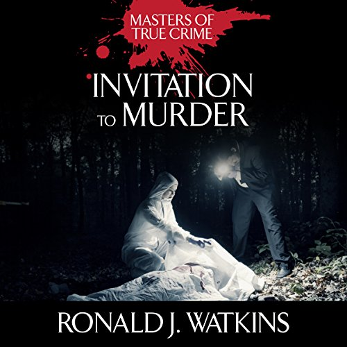 Invitation to Murder audiobook cover art