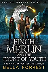 Cover of Finch Merlin and the Fount of Youth