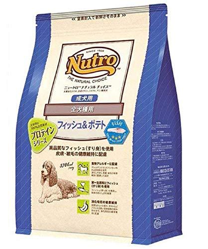 MARS Nutro(ニュートロ)『フィッシュ&ポテト全犬種用 成犬用』