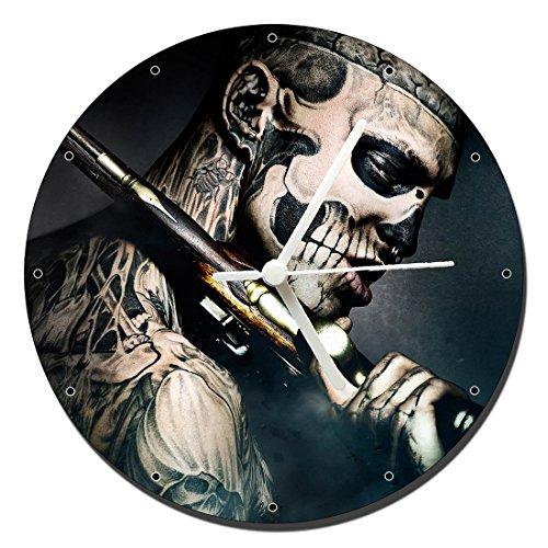 MasTazas 47 Ronin Freak Orologio da Parete Wall Clock 20cm