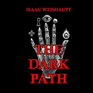 The Dark Path audiobook cover art