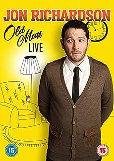 Jon Richardson - Old Man Live