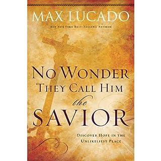 No Wonder They Call Him The Savior cover art
