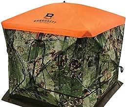 Barronett Blinds AV180 Safety Cap Hub Blind Cover, Blaze Orange