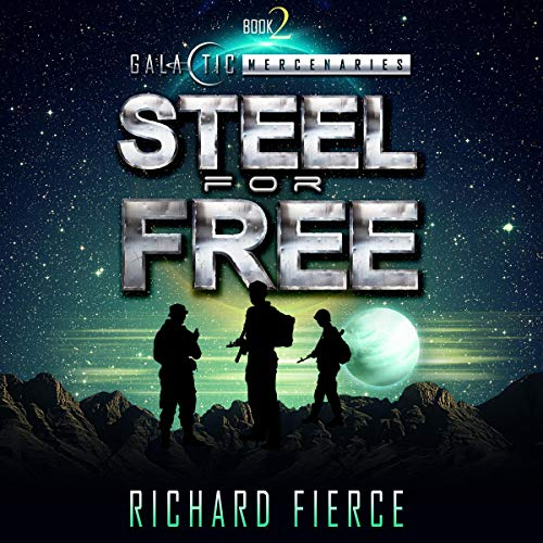 Steel for Free audiobook cover art