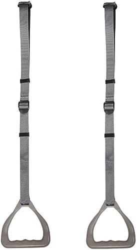 wholesale Larcele Children Adjustable Gymnastic 2021 Strength Training Rings for wholesale Kids ETGH-01 online sale