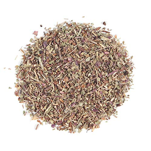 Herbis Natura Gamander Kraut geschnitten, aus biologischem Anbau, Teucrium chamaedrys (100 Gramm)