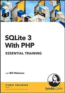 SQLite 3 与 PHP 基础训练