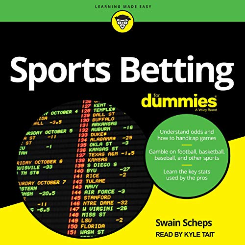 Sports Betting for Dummies cover art