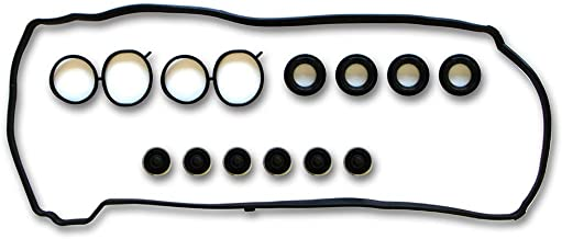ECCPP Valve Cover Gasket fit 02-13 Acura CSX ILX RDX RSX TSX Honda Accord Civic Crosstour CR-V Element Compatible fit for Valve Cover Gaskets Kit