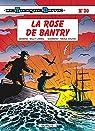 Les tuniques bleues, tome 30 : La rose de Bantry par Cauvin