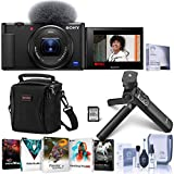 Best Compact Cameras - Sony ZV-1 Compact 4K HD Digital Camera, Black Review