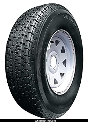 Omni Trail Radial Trailer Tire - ST205/75R14 8ply