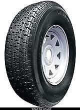 Omni Trail Radial Trailer Tire - ST225/75R15 10ply