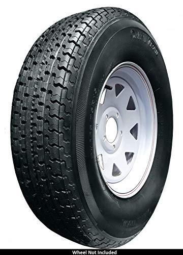 Set of 4 New Heavy Duty Trailer Tires ST225 90R16 Radial //14 PR Load Range G