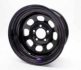 Bart Wheels 537-57344 15X7 5X4.75 4IN BS BLACK