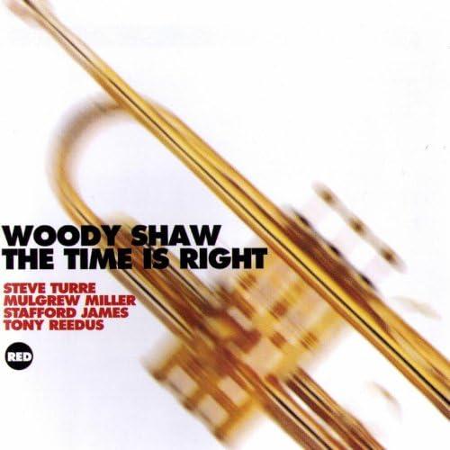 Woody Shaw, Steve Turre, Mulgrew Miller & Tony Reedus