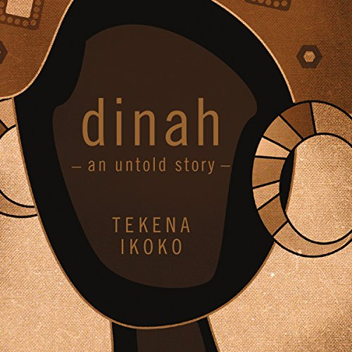 Dinah audiobook cover art
