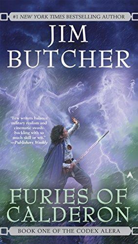 Amazon.com: Furies of Calderon (Codex Alera Book 1) eBook: Butcher ...