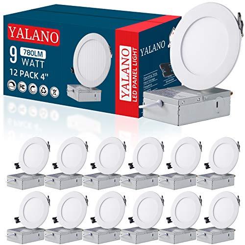 foco empotrable techo de la marca YALANO