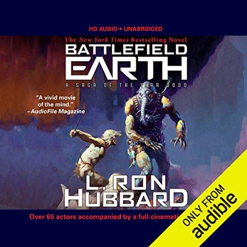 Battlefield Earth cover art