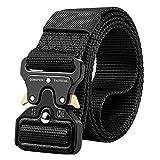 Tactical Belt, 1.5' Rigger Belts for Men