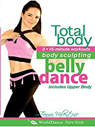 small Belly dance to shape the body: whole body