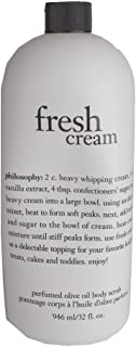 fresh cream body scrub