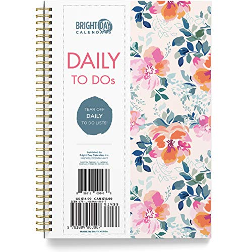 to Do List Daily Task Checklist Planner Time Management...