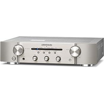 マランツ Marantz PM6006 プリメインアンプ デジタル入力対応 シルバーゴールド PM6006/FN