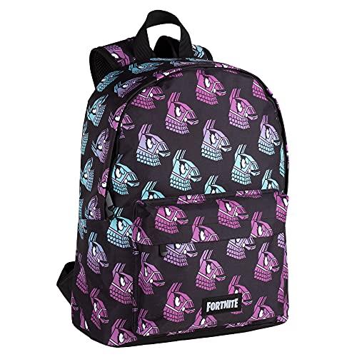 Toy Bags- Fortnite Llama Mochila, Multicolor Americana, Grande (T433-837)