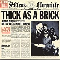 Thick As a Brick by Jethro Tull (2014-02-04)