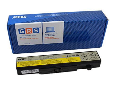 GRS Akku für Lenovo G580 G585 G48, Y480 Y485 Y580 IdeaPad Z380 Z480 Z580 Z585 Y580 G500 ersetzt: L11L6F01 L11M6Y01 L11P6R01 L11L6R01 L11N6R01 L11S6F01 L11L6Y01 L11N6Y01 L11S6Y01