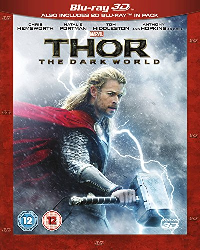 Thor - The Dark World [Edizione: Paesi Bassi] [Edizione: Regno Unito]