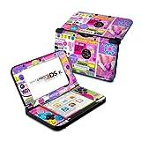 BFF Girl Talk - DecalGirl Sticker Wrap Skin Compatible with Nintendo Original 3DS XL