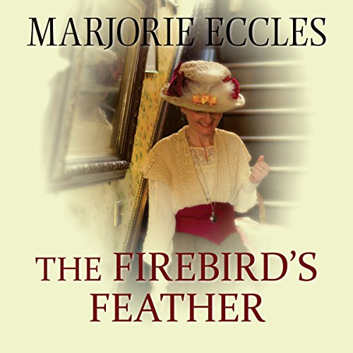 The Firebird's Feather audiobook cover art