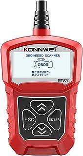 mewmewcat KW309 Universal Car Scanner Leitor de código automotivo profissional para veículo CAN Ferramenta de verificação ...
