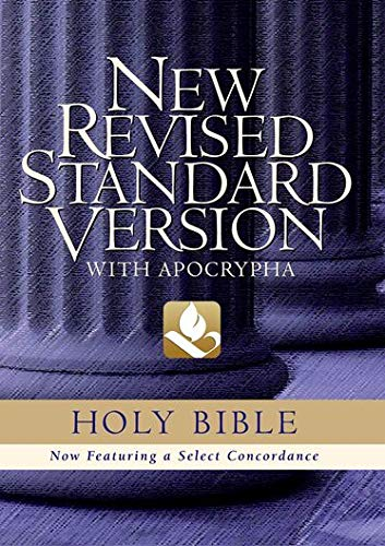 Compare Textbook Prices for The Holy Bible: New Revised Standard Version with Apocrypha Edition Unstated Edition ISBN 9780195283808 by NRSV Bible Translation Committee,Metzger, Bruce M.
