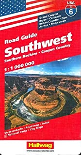 USA Southwest (Road Guide)