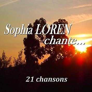 Sophia Loren chante... (21 chansons)