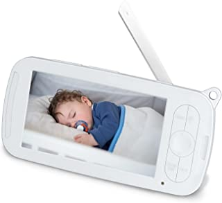 Aobelieve Silicone Cover for Infant Optics DXR-8 PRO Standalone Monitor, Gray