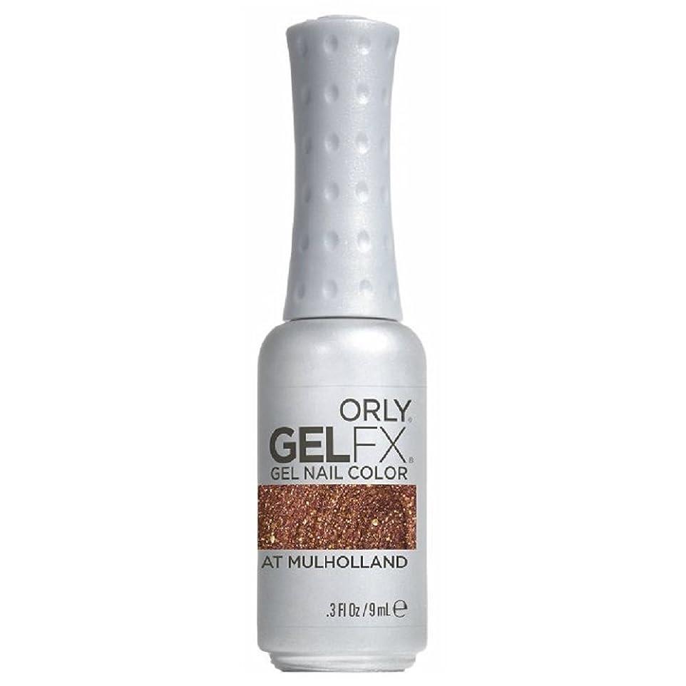祝福する投げる窓を洗うOrly GelFX Gel Polish - Meet Me at Mulholland - 0.3oz/9ml