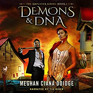 Demons and DNA cover art