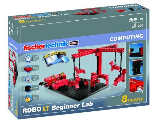 fischertechnik 508777 - ROBO LT Beginner Lab F.Technik
