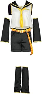 Dream2Reality Vocaloid Family Kagamine Rin Cosplay Costume Medium