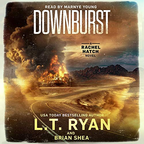 Downburst cover art