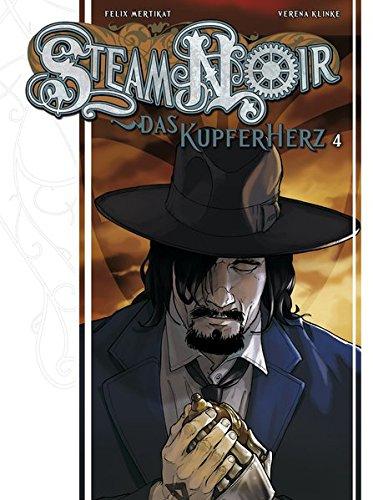 Steam Noir - Das Kupferherz 4
