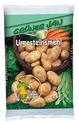 grüner JAN HARINA DE ROCA 10KG ( kg =