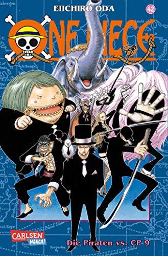 One Piece 42. Die Piraten vs. CP